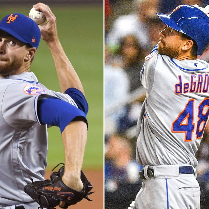 Jacob deGROM – Picking Up Where He Left Off