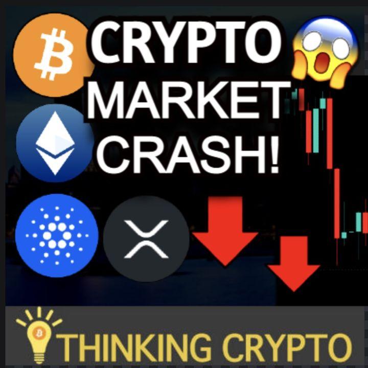 CRYPTO Market Crash! El Salvador Buys Bitcoin Dip - Stephen Curry FTX & SEC Ripple XRP Lawsuit