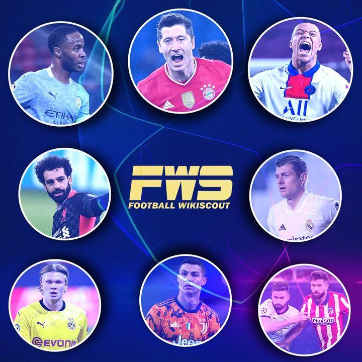 Power Ranking Champions League 2020-21