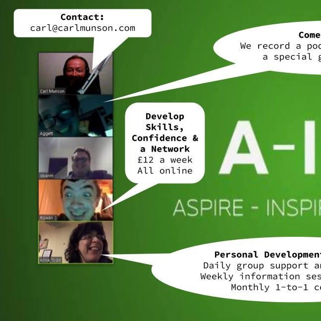 The AIR Team Global Podcast