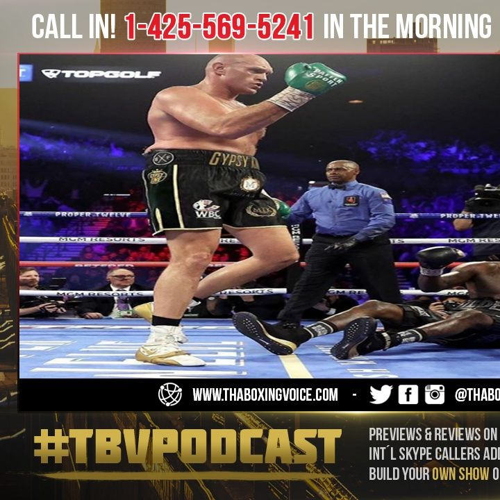☎️Deontay Wilder Has 30 Days😱To Exercise Clause For Fury Trilogy🔥Will He Do Immediate REMATCH❓