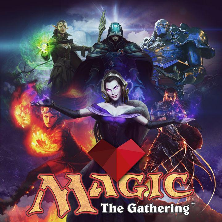 1UP 41 - Não é Magia, é Magic