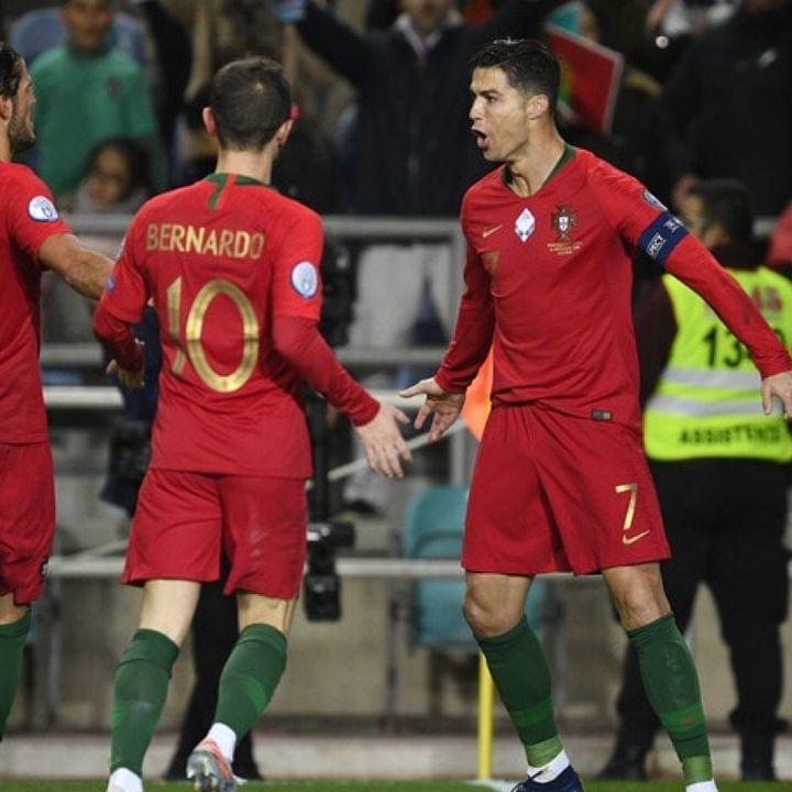Un Portogallo in continua crescita...