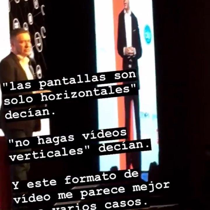 Video vertical ¿si o no?