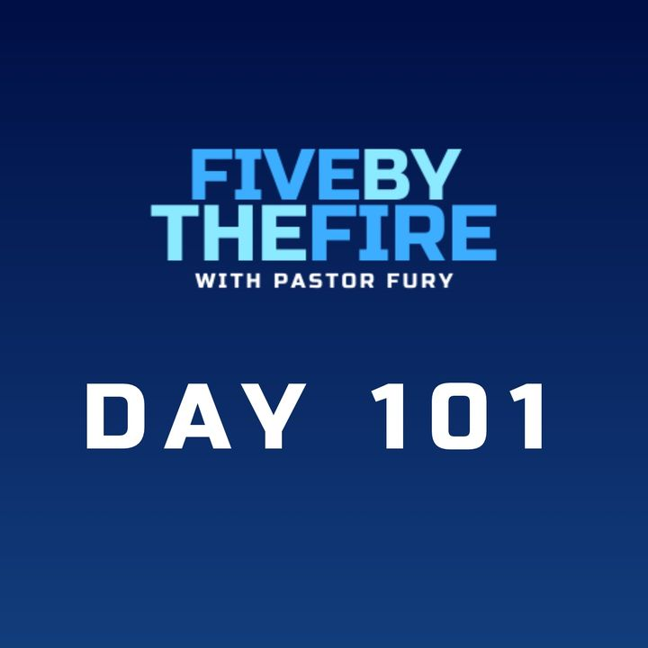 Day 101 - No Revelation?