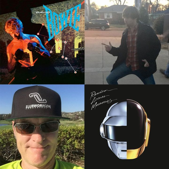 Ep 004 David Bowie & Daft Punk