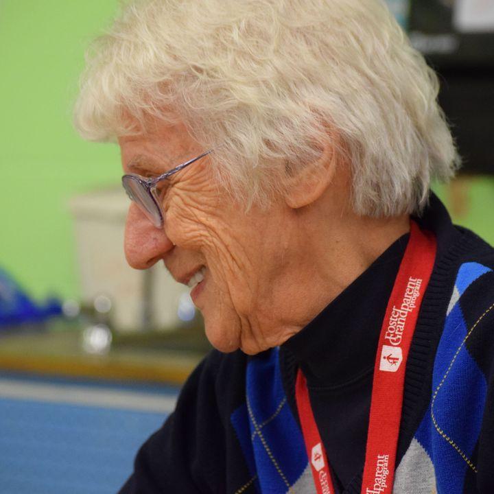 Classroom Grandma - Theresa Hope