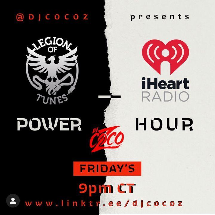@DJCocoZ- Power Hour Mixshow