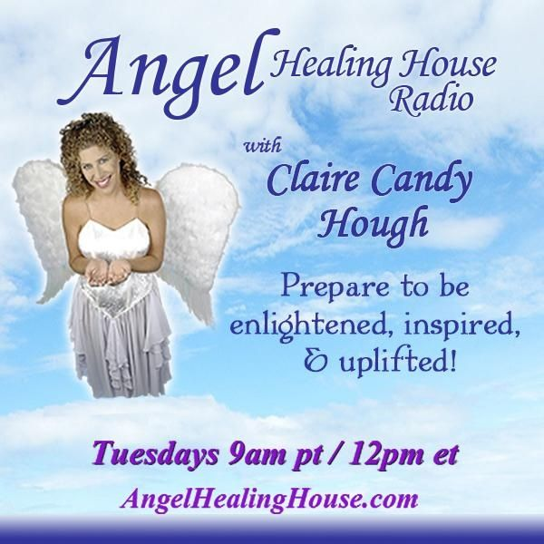 Be Your Own Hero in 2020 with Guest Host Claire Candy Hough!