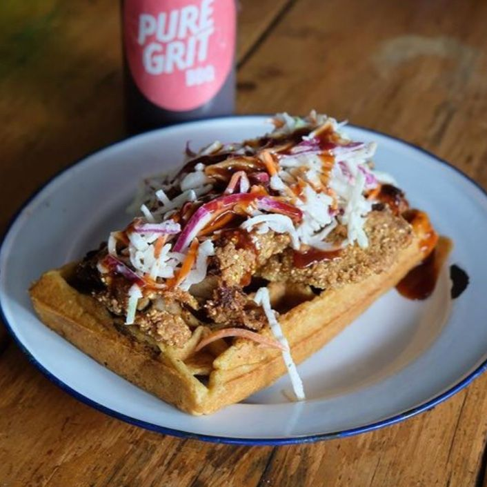 Pure Grit BBQ: Good On EVERYTHING