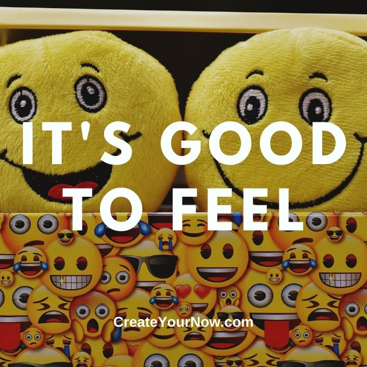 2392 It's Good to Feel