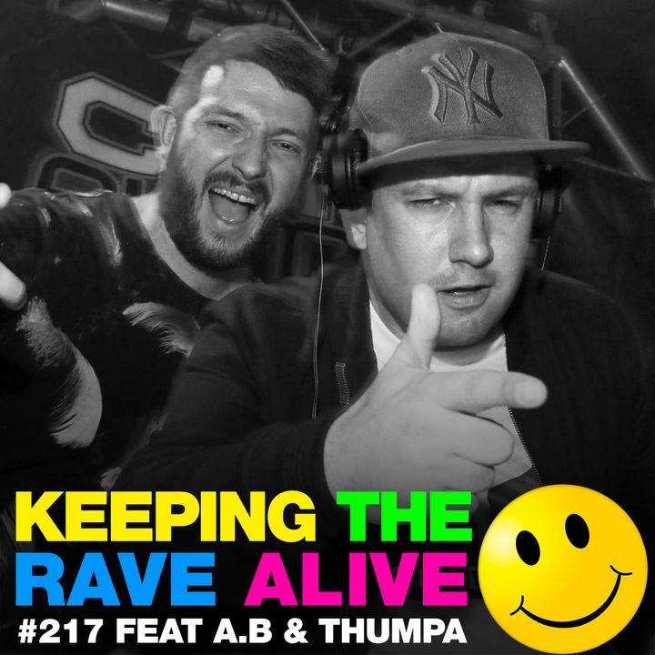 Episode 217: feat A.B & Thumpa!