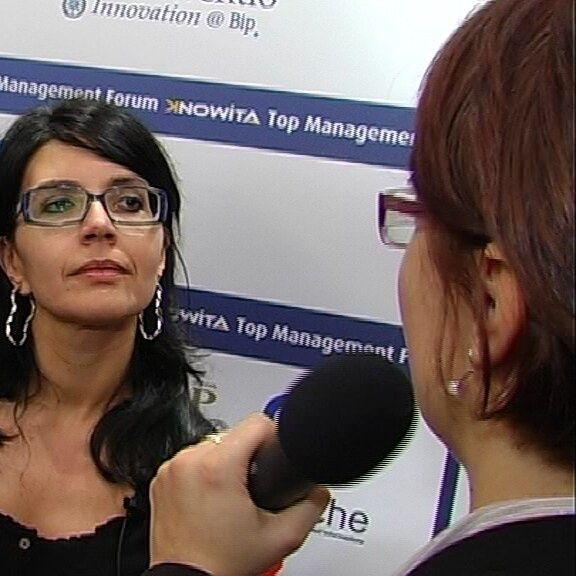 Maria Serena Chiucchi direttrice del Dipartimento di Manageement della Facoltà di Economia Giorgio Fuà