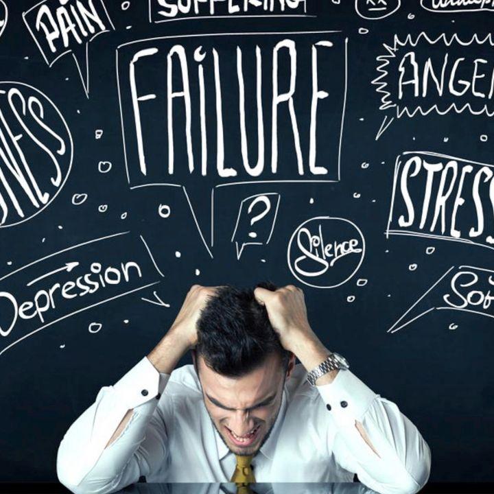 Perchè fallisco sempre? Paura del fallimento e come uscirne in 5 mosse