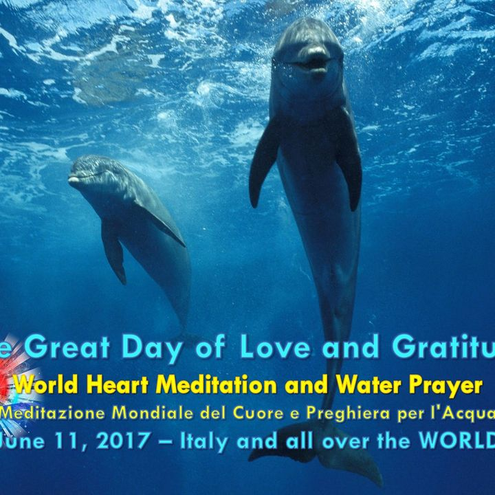 ES EN - Sharing our experiences of the Great Day of Love and Gratitude 2017