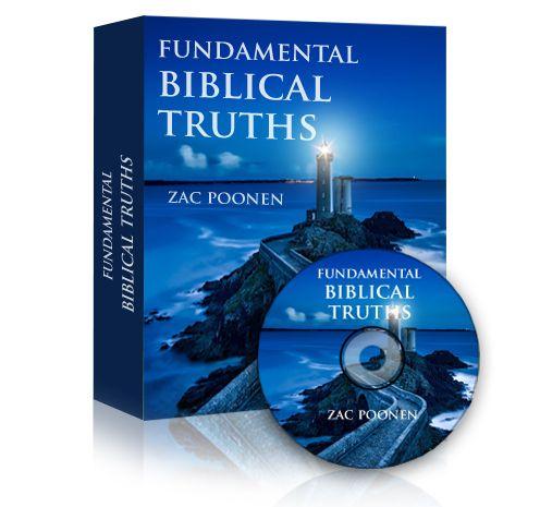 Fundamentalne Prawdy Biblijne - Zac Poonen