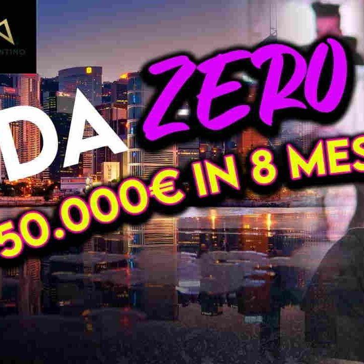Da ZERO a + 50.000€ in 8 mesi (corso programmazione macchinari industriali)