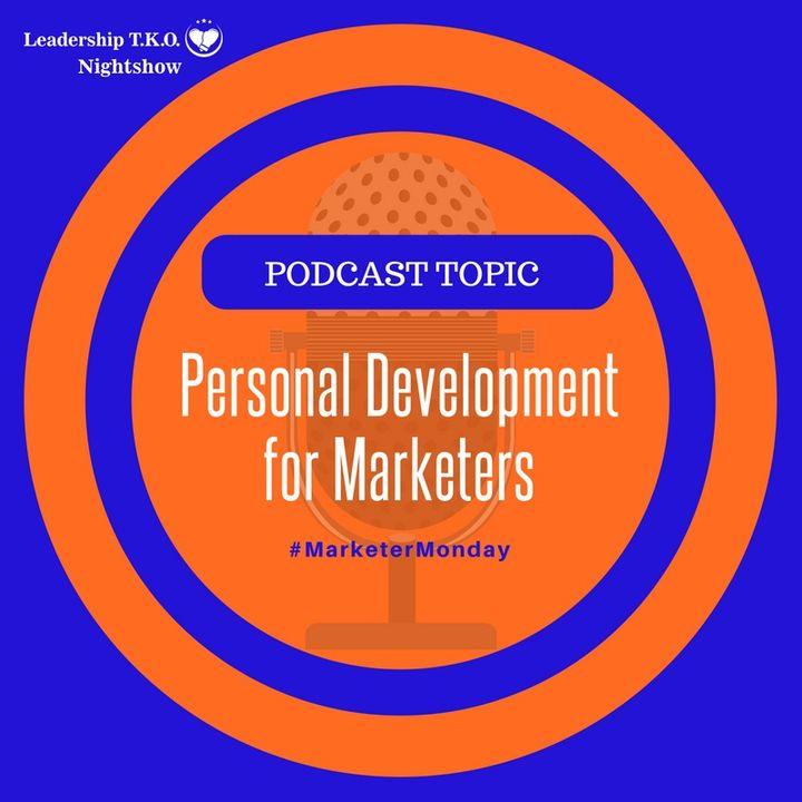Personal Development for Marketers | Lakeisha McKnight
