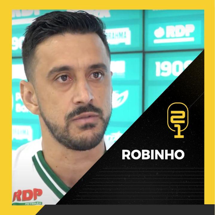 #23 Robinho: Boa fase no retorno ao Coritiba, amizade com Alex e moral com Renato Gaúcho