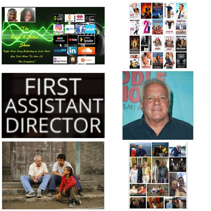 The Kevin & Nikee Show  - Marty Eli Schwartz - Legendary Iconic Film Producer, Director, 1st Assistant Director and Production Manager