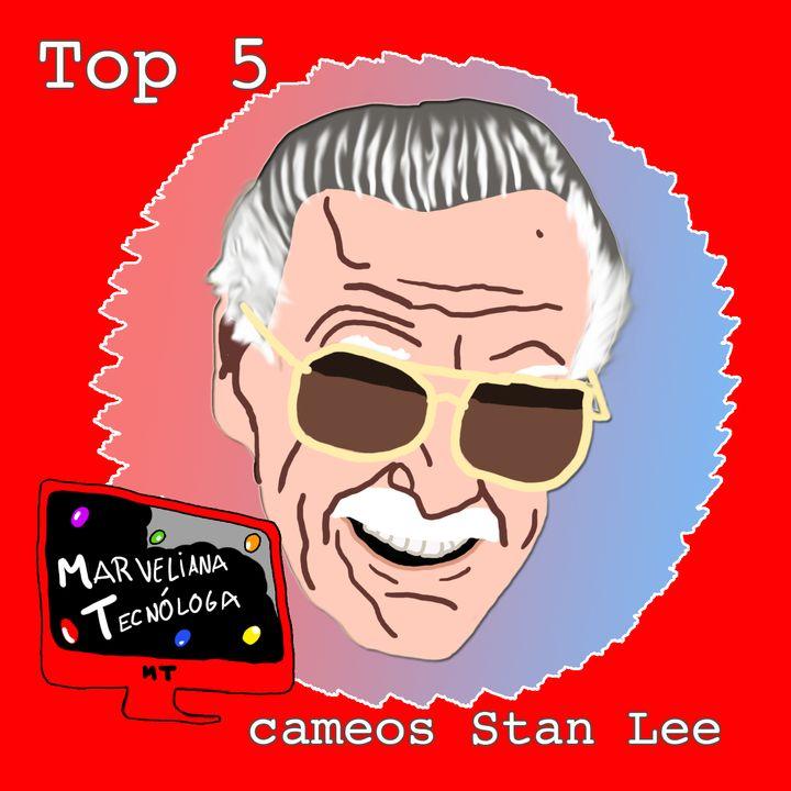 Nuestros 5 cameos favoritos de Stan Lee
