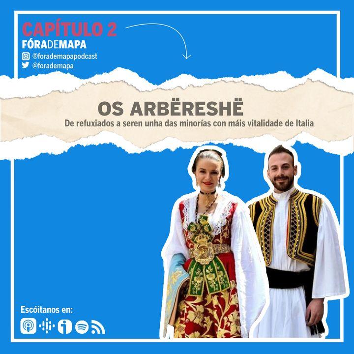 #2. Os arbëreshë. Os primos italianos dos albaneses