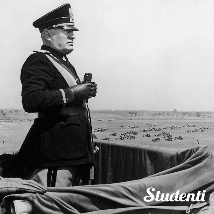 Biografie - Benito Mussolini