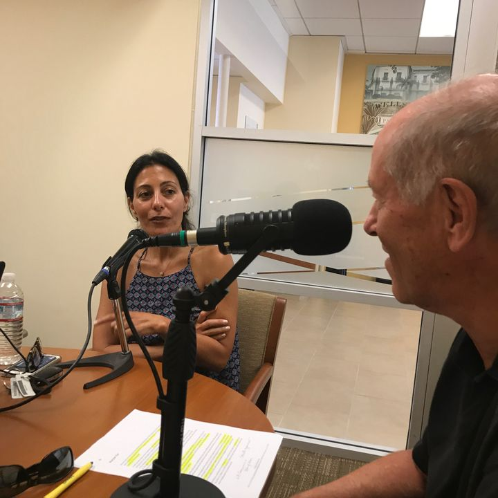 Palisades Podcast : Maryam Zar