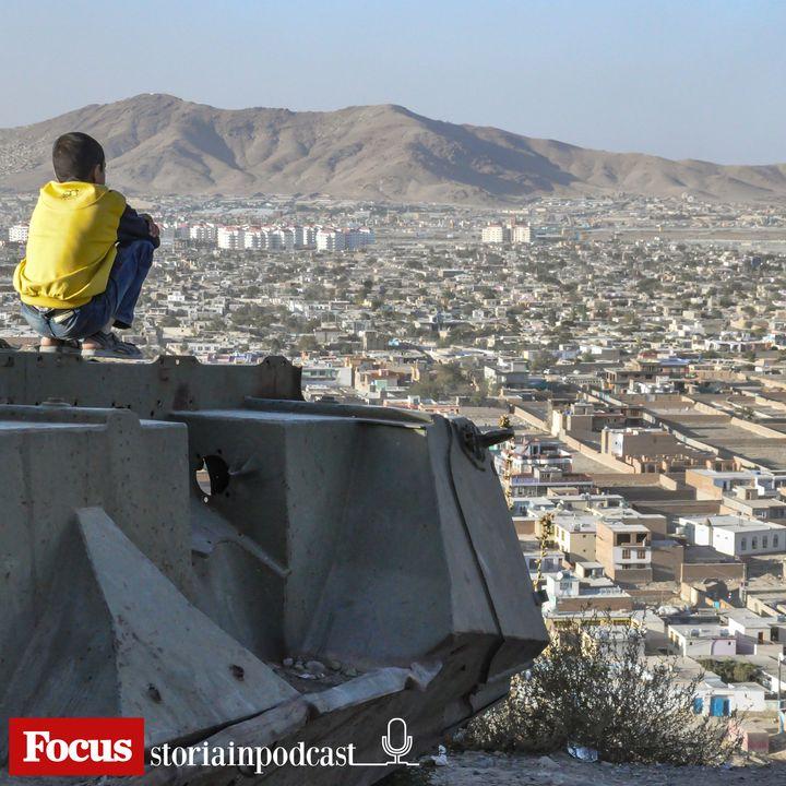 Vi racconto l'Afghanistan. Di Alessandro Minuto Rizzo - Prima parte