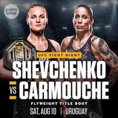 MMA Fight Picks #UFCUruguay