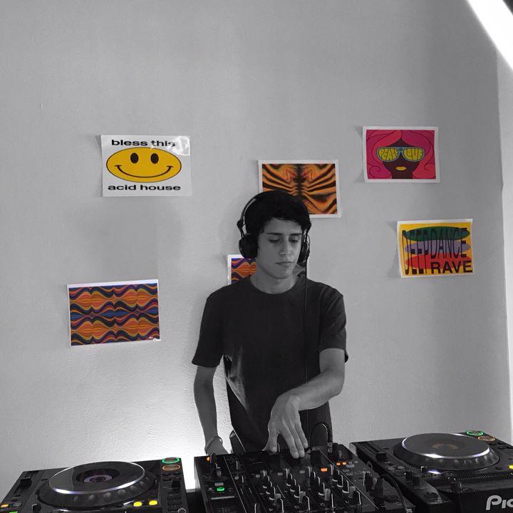 Dj Sessions || Adolfo Alvarado