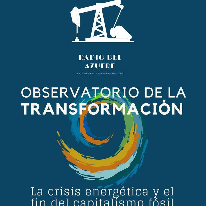 Observatorio de la Transformación con Juan Arellanes