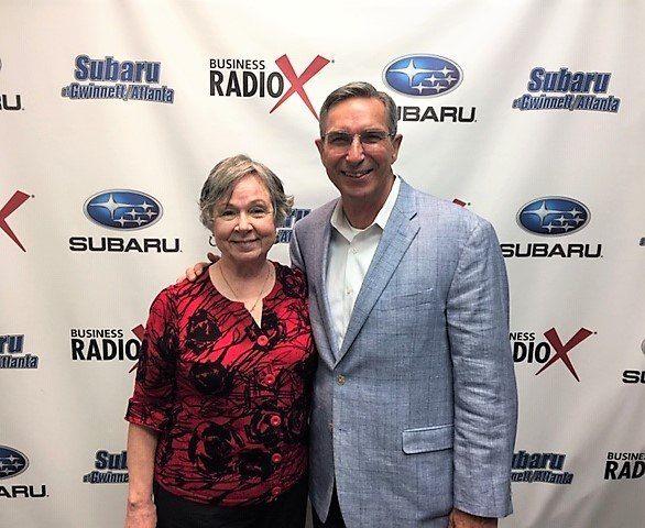 SIMON SAYS, LET'S TALK BUSINESS: Lorraine Edwards with Lorraine Communications, Inc.