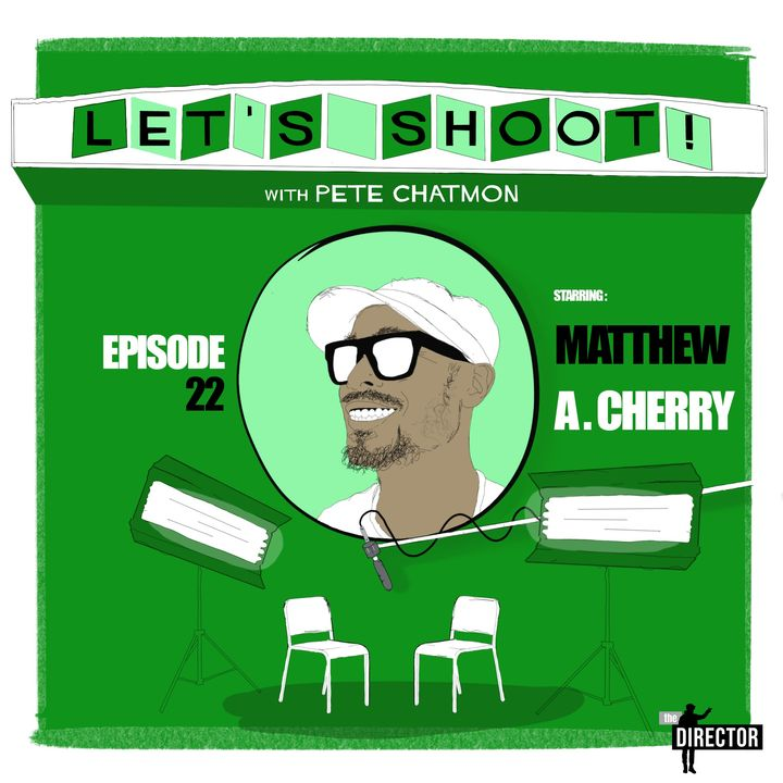 Episode 22: Matthew A. Cherry On His Journey From The NFL To The Academy Award