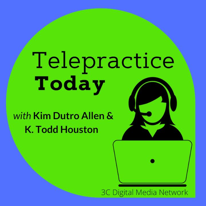 Marissa Rocheleau Discusses Telepractice Connect & Working with Adults