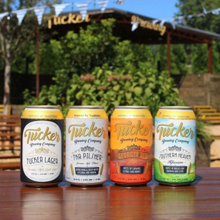 Tucker Brewing Company - One of USA TODAY's Best Beer Gardens in America