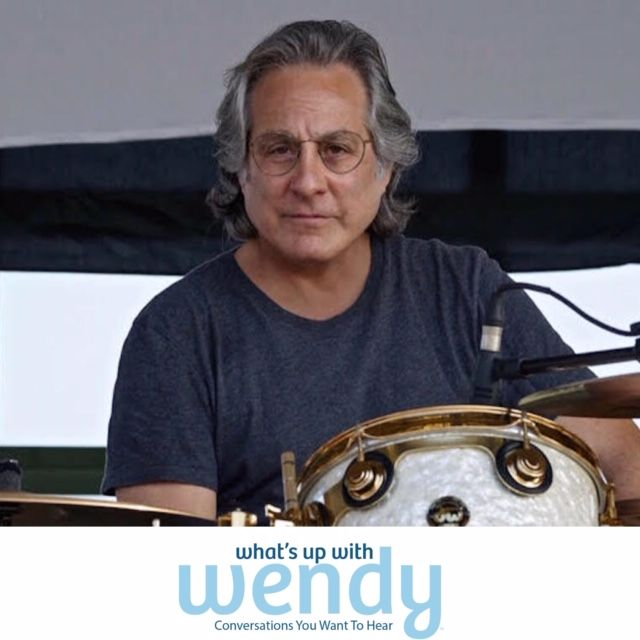 Max Weinberg, Rock & Roll Hall of Fame Drummer, Bruce Springsteen & the E Street Band