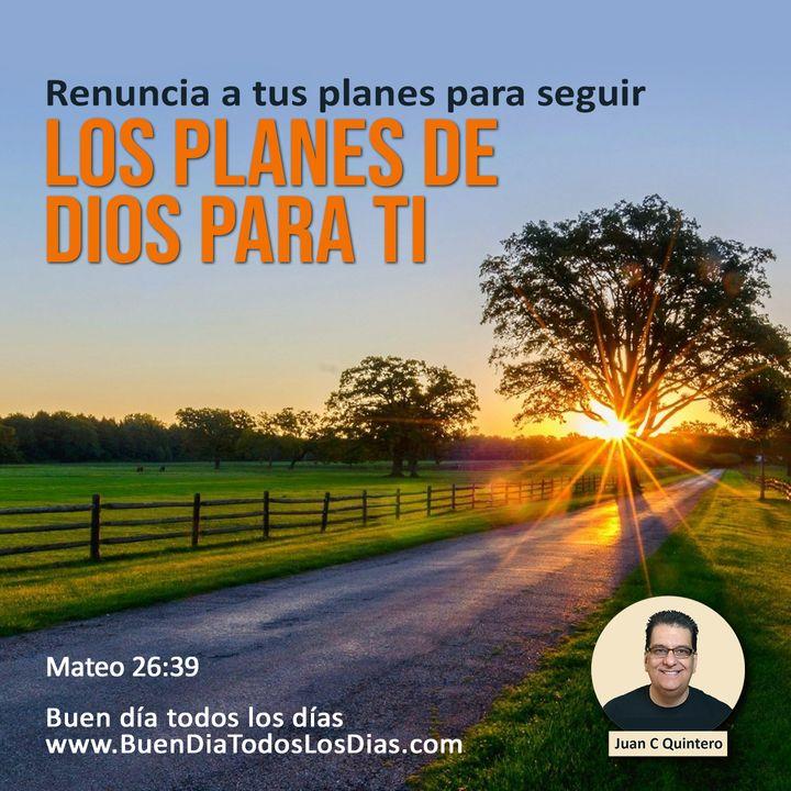 Los planes de Dios son los mejores-