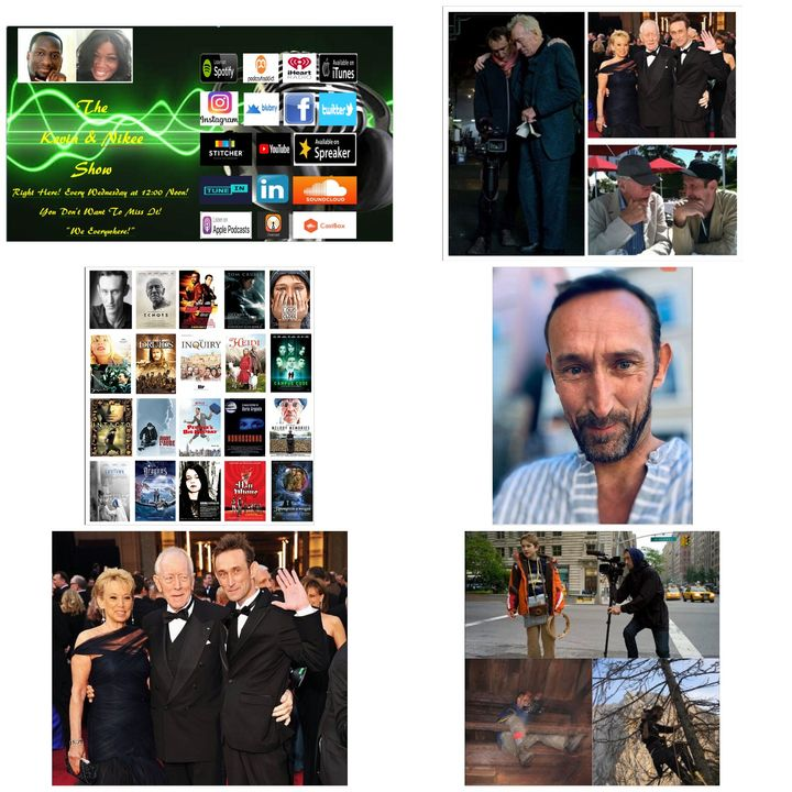The Kevin & Nikee Show  - Cedric Brelet von Sydow - Multi Talented Director, Writer, Producer, Editor, Actor and Cinematographer