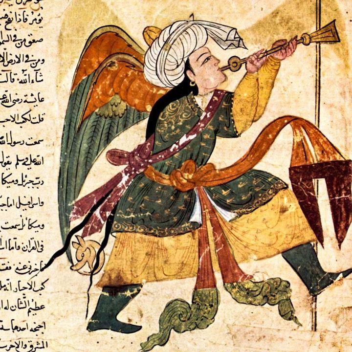 I 4 angeli maggiori: Israfil/Raffaele, il suonatore delle Trombe ed il guaritore