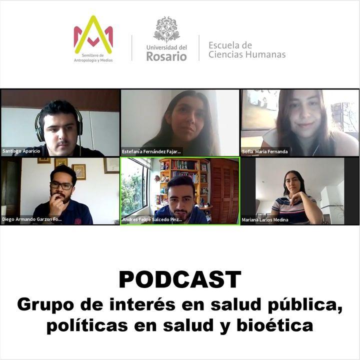Grupo de interés en salud pública, políticas en salud y bioética