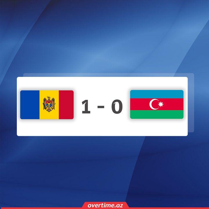Azərbaycan millisinin Moldovaya məğlubiyyəti   Overtime #9