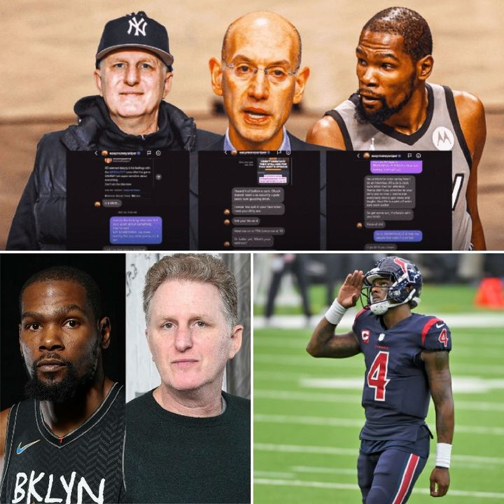 #Kevindurant Fined By The #NBA From Gay Slurs To #Michaelrapaport|#deshaunwatson Facing 22 Sexual assault Cases | #NBA MVP RANKING |