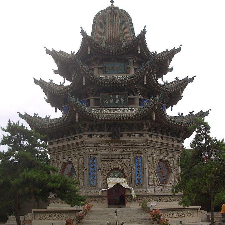 Guerre sufi in Cina (pre-Dungan)