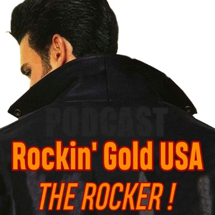 Rockin' Gold USA #2420