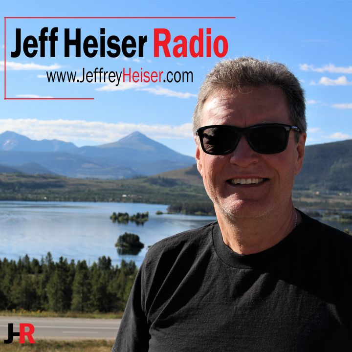 Jeff Heiser - Stop Worrying:Learn These 5 Steps - Podcast 118
