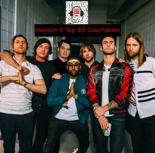 Episode 40 - Maroon 5 Top 20