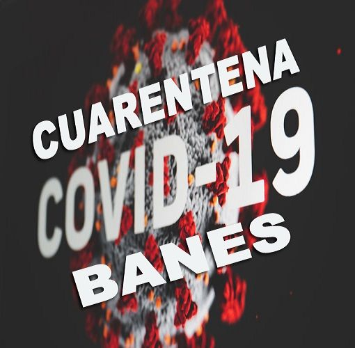 Cuarentena en Banes - Yamile Carrera Caballero, 1ra Sec PCC Banes