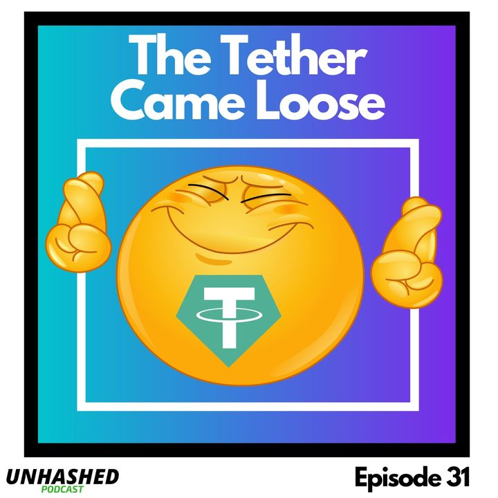 The Tether Came Loose (with Nic Carter)