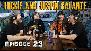 Episode 23 - Glass Artists Luckie and Justin Galante